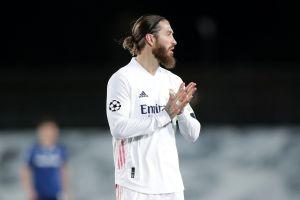 Sergio Ramos se perderá el próximo partido del Real Madrid