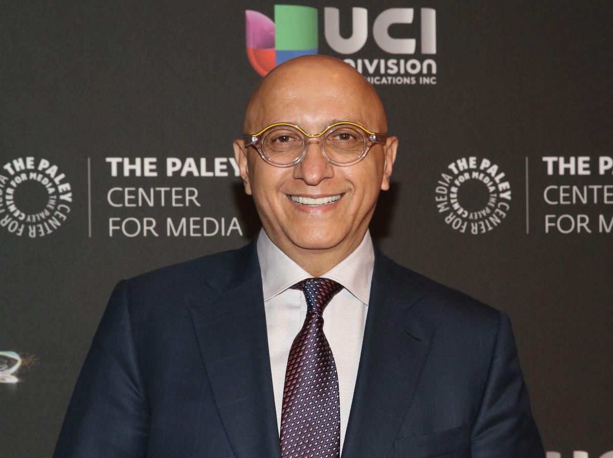 Alberto Ciurana fue uno de los hombres fundamentales de la televisión.