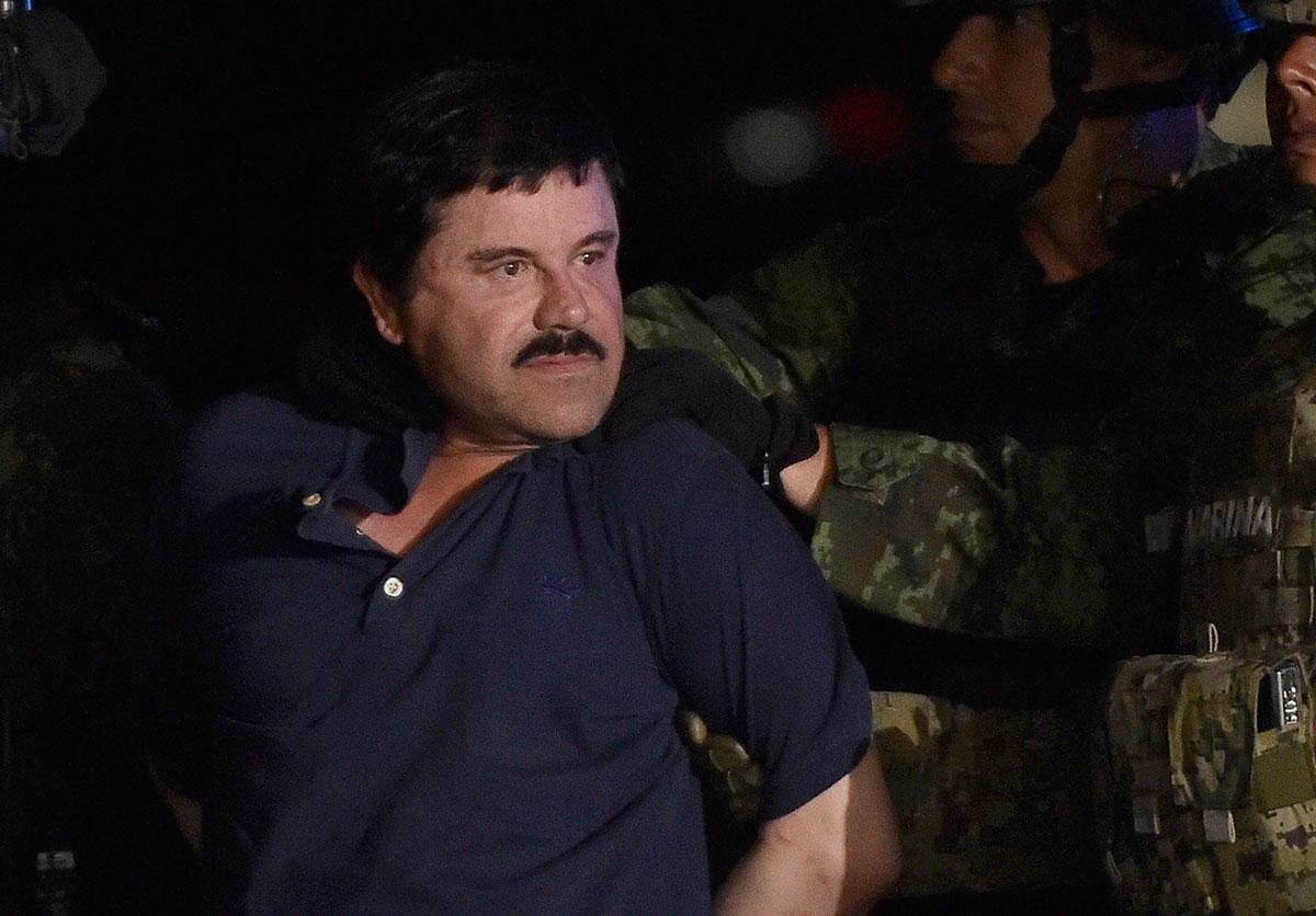 ¿El Chapo Guzmán en el Universo Marvel?
