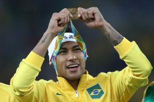 Neymar está dispuesto a defender la Medalla de Oro en los JJOO Tokio 2020