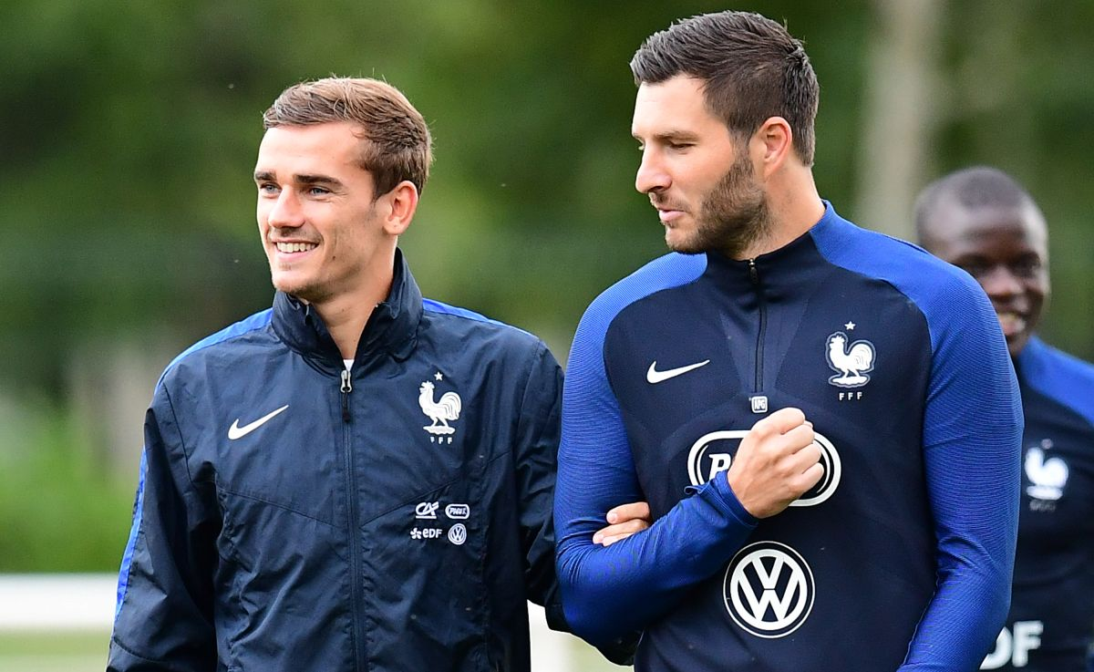 El  francés tiene cinco años sin representar a su selección.