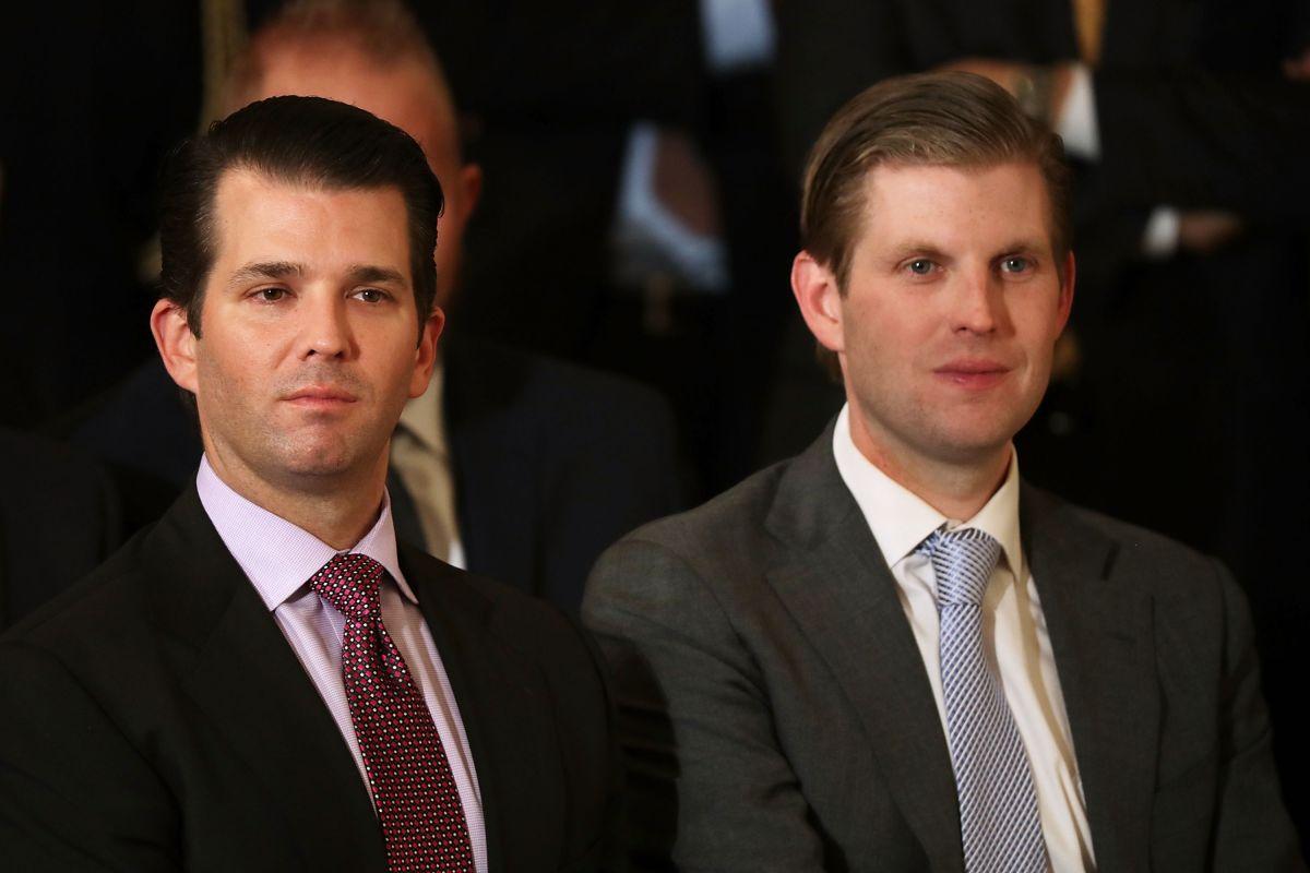Así es por dentro la lujosa mansión que Eric y Donald Trump Jr. venden… ¡en $49 millones!