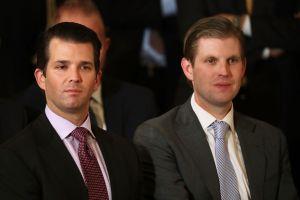Así es por dentro la lujosa mansión que Eric y Donald Trump Jr. venden... ¡en $49 millones!