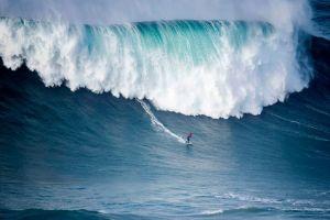 Un rayo terminó con la vida de la brillante surfista salvadoreña Katy Díaz