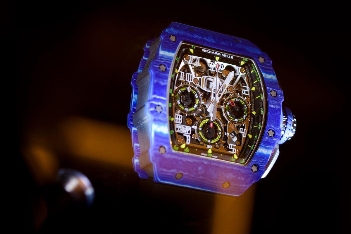 Joyero ofrece jugosa recompensa para recuperar su reloj de $500,000 dólares robado en Beverly Hills
