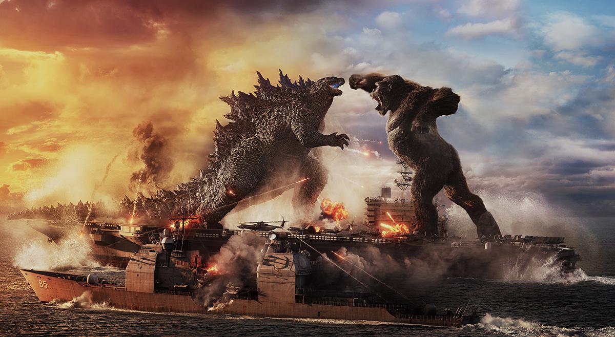 Godzilla vs. Kong tuvo el mejor estreno internacional de una película de Hollywood desde que comenzó la pandemia.