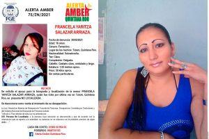 Fiscalía de México busca a hija mayor de Victoria Salazar, la salvadoreña que fue asesinada por policías en Tulum
