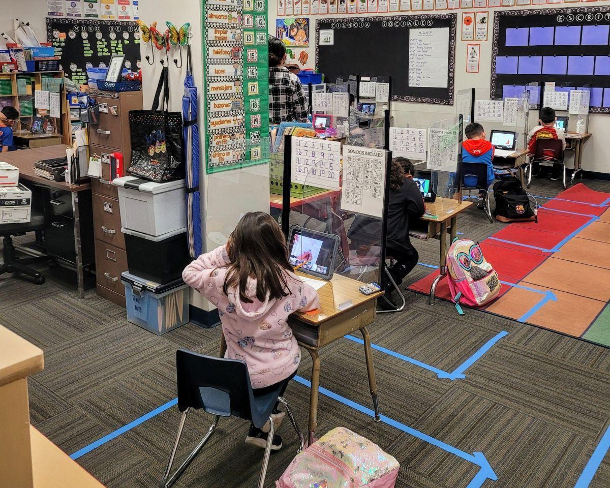 Escuela teme no obtener incentivo económico de California
