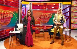 Elisa Beristain y Javier Ceriani: ¿Qué harían si hay una denuncia de abuso en Estrella TV?