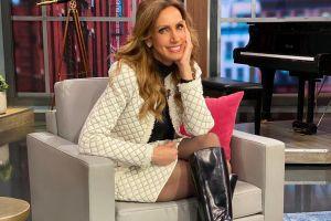 Karina Banda balconeó a Lili Estefan: ¿Tiene novio?