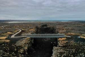 Islandia: 17,000 terremotos en 1 semana y un volcán a punto de estallar