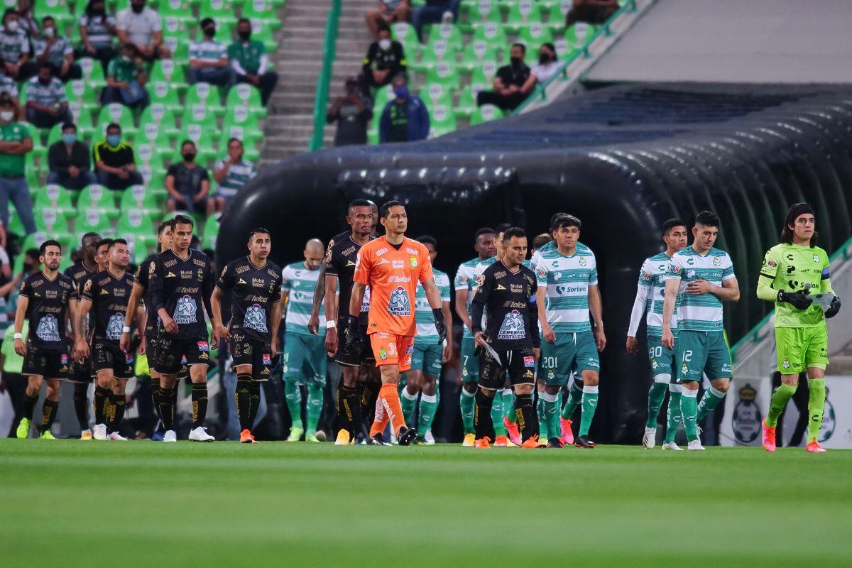 El Santos consiguió la víctoria por la mínima diferencia.