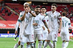 México clasificó a la semifinal del Preolímpico de Concacaf