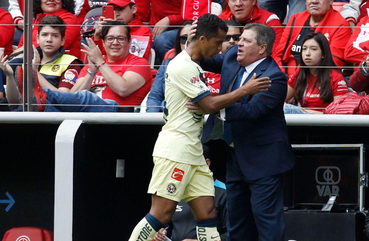 Le compone: Miguel Herrera hace aclaración sobre sus críticas a Giovani dos Santos