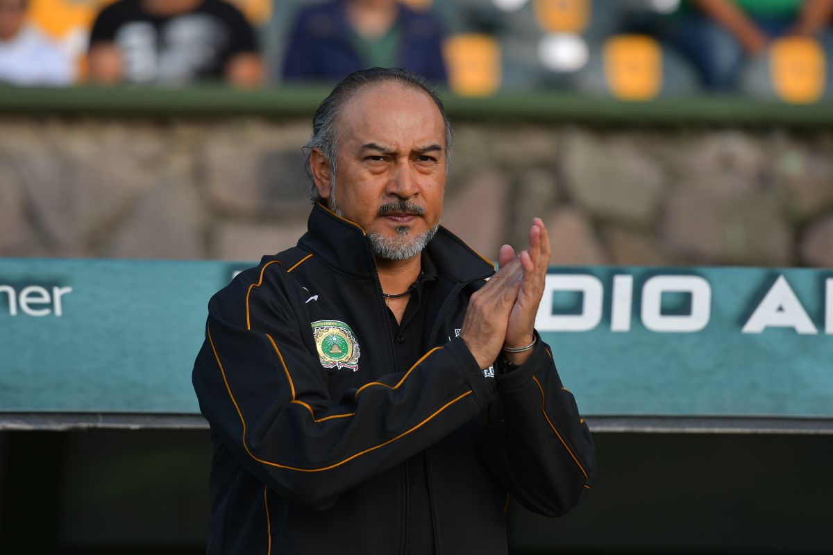 Raúl Gutiérrez, el campeón del Mundial Sub-17 en el 2011, ahora dirige en Honduras.