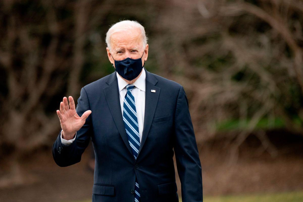 """Por qué Mhoni Vidente piensa que Joe Biden está con """"mala energía"""""""