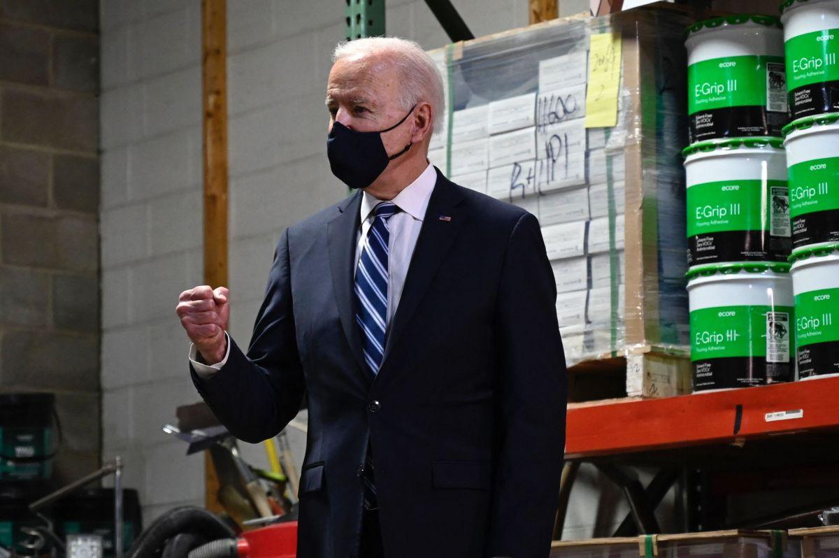 """Video: Biden pide a los inmigrantes que """"no vengan"""" a Estados Unidos"""