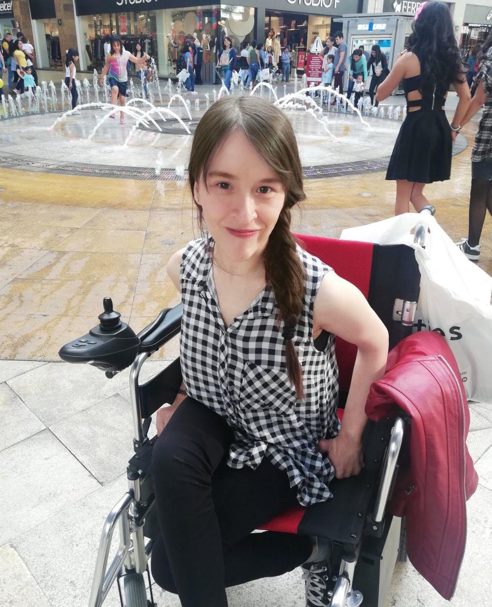 Jovana Alcántara, una joven mexicana que se dedicada a evitar el suicidio. (Cortesía Joana Alcántara)