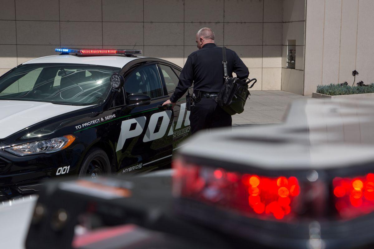 La policía detuvo a un sospechoso por el homicidio en Encino.