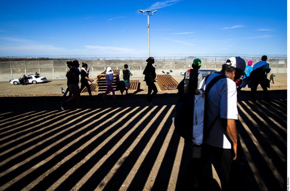 México, por medio de la UIF, realiza acciones contra la trata de personas tras la ola migrante que se registra en el país.