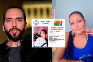 Nayib Bukele y Fiscalía mexicana confirman la localización de la hija mayor de Victoria Esperanza, migrante asesinada por policías mexicanos