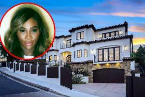 Sin cancha de tenis, pero así es la increíble mansión que Serena Williams vende en Beverly Hills
