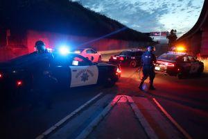 Tremenda persecución policial de dos horas de un camión robado quedó capturada en video