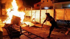 El presidente de Paraguay pide a su gabinete que dimita tras las protestas y enfrentamientos