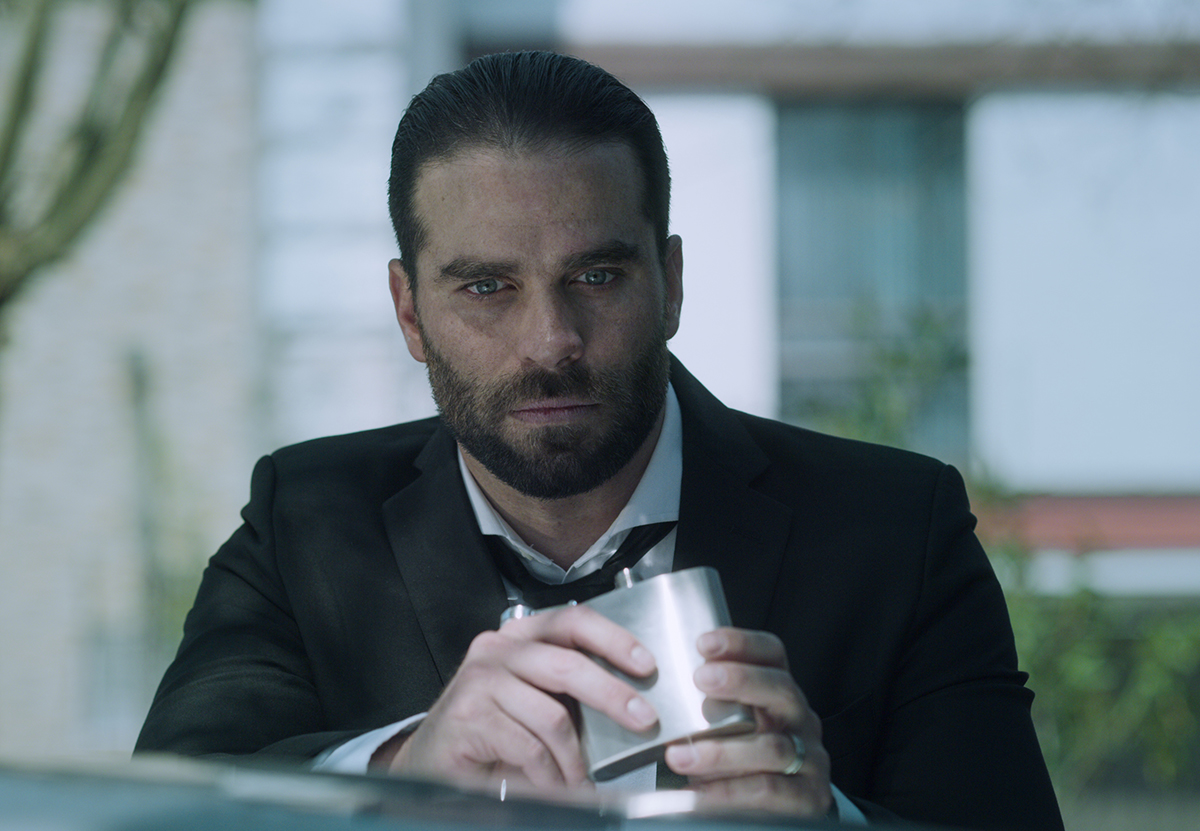 Alejandro Nones en '¿Quién Mató a Sara?'