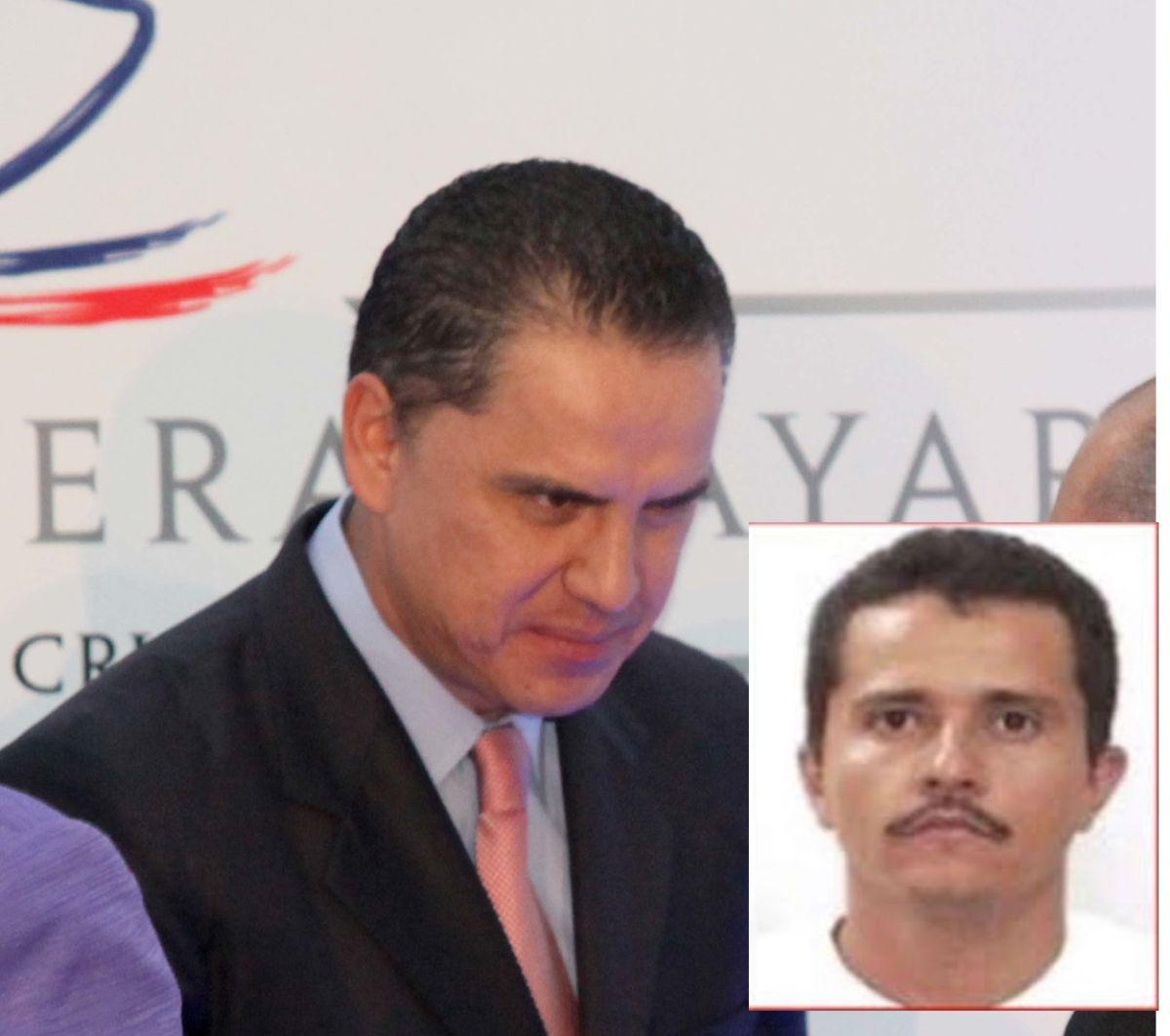 Exgobernador relacionado con el Mencho suma nueva orden de captura, ahora por lavado de dinero