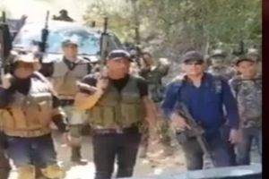 Sicarios del CJNG queman vivo al Pez, líder del Cártel de La Familia Michoacana