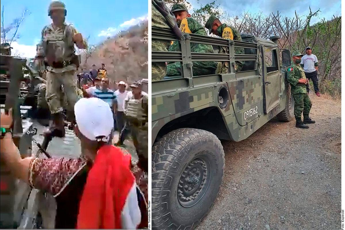 """Guatemalteco muere al ser baleado por """"reacción errónea"""" de elemento del  Ejército mexicano, señala general Luis Cresencio Sandoval   La Opinión"""