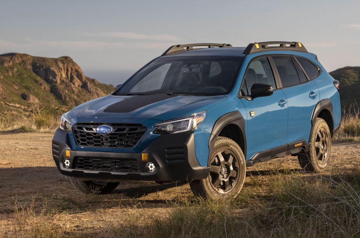 Wilderness: el Subaru Outback más salvaje