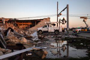 Una tormenta en el Golfo de México tiene a 30 millones en alerta este fin de semana