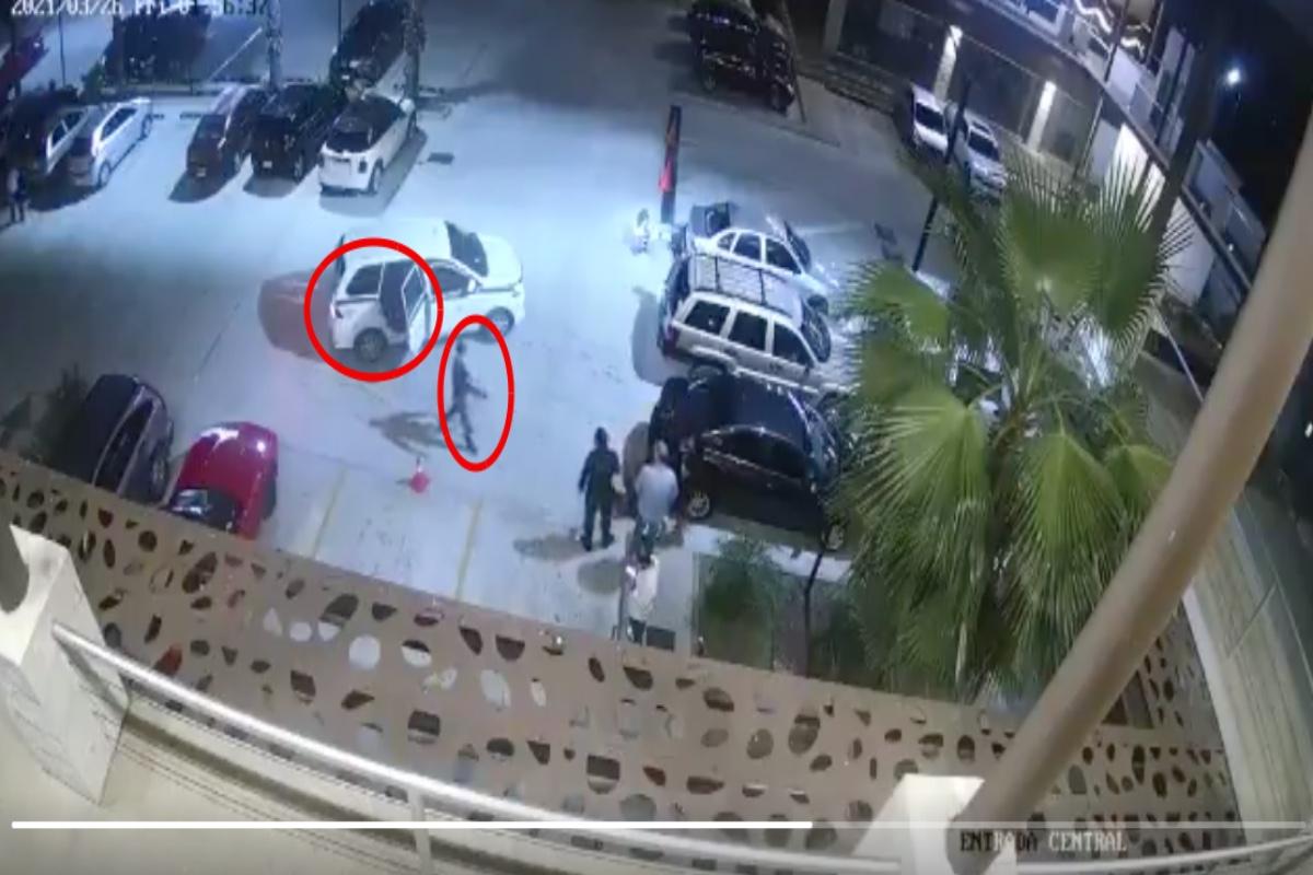 Ataque armado en bar de Cancún.