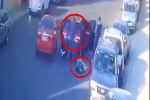 VIDEO: Sobrino de Caro Quintero así mató a hombre; por este crimen fue detenido