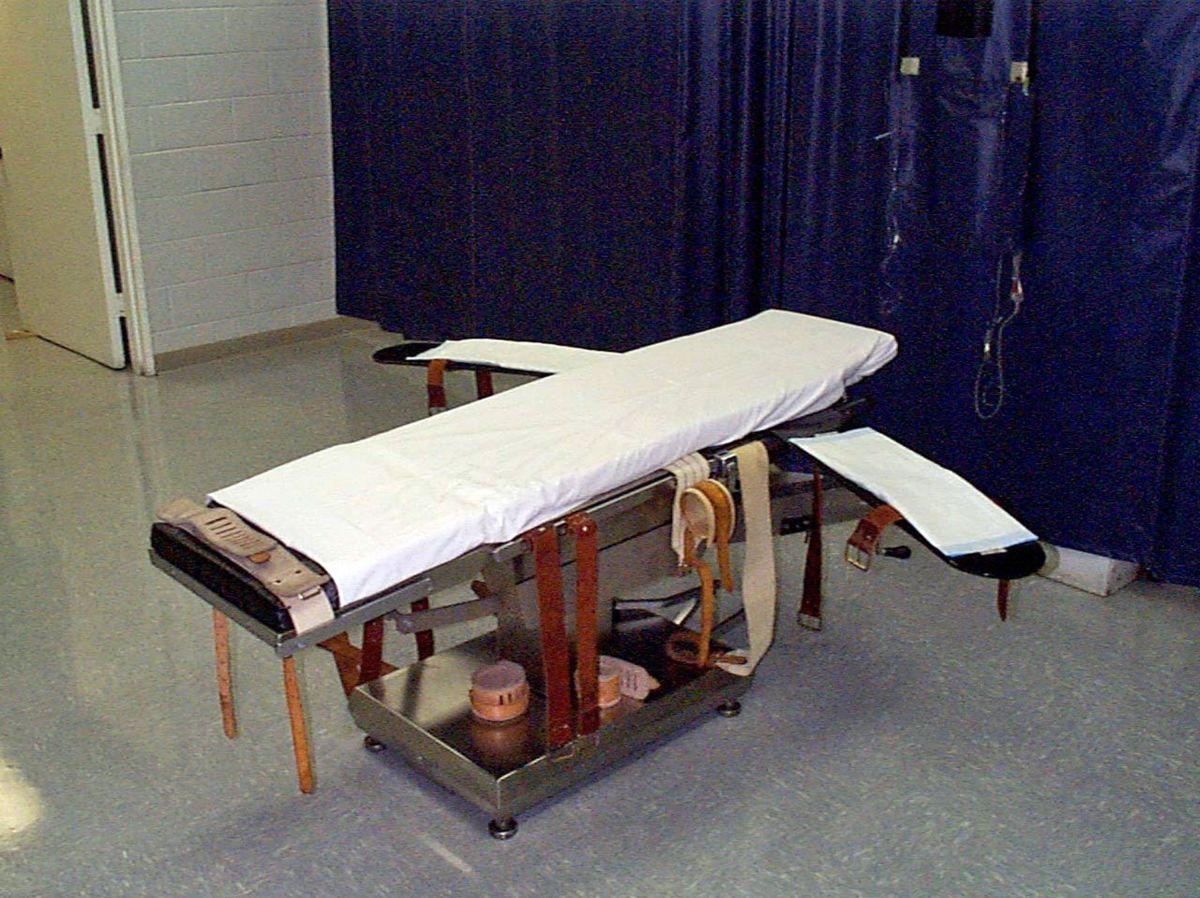 Otra disputa legal por las necesidades espirituales de un condenado a muerte.