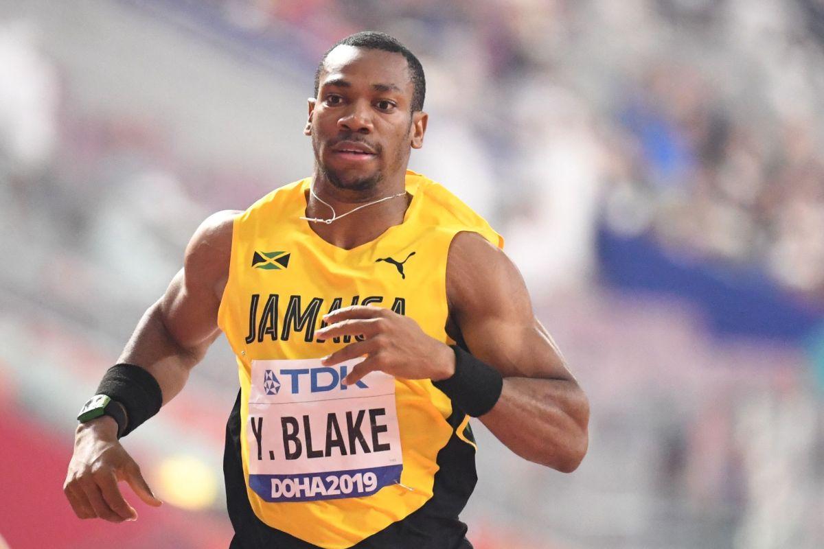El velocista Yohan Blake asegura que prefiere perderse los Olímpicos a vacunarse contra el COVID-19