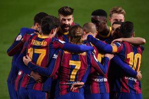 ¡La remontada llegó! Un heroico FC Barcelona le dio la vuelta al Sevilla y es finalista en la Copa del Rey