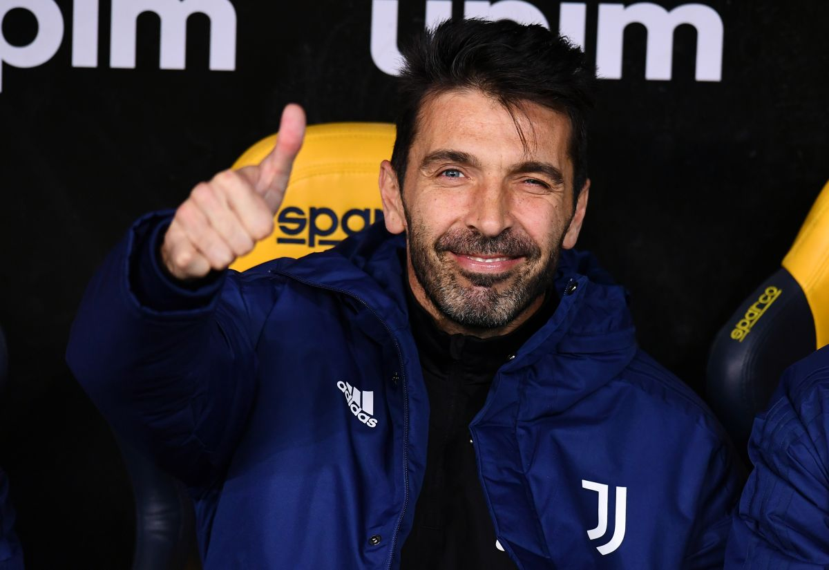 No será pronto: Gianluigi Buffon anuncia la fecha en que se retirará