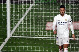 Otra vez: Eden Hazard se lesiona de nuevo y se perderá el partido contra Atalanta