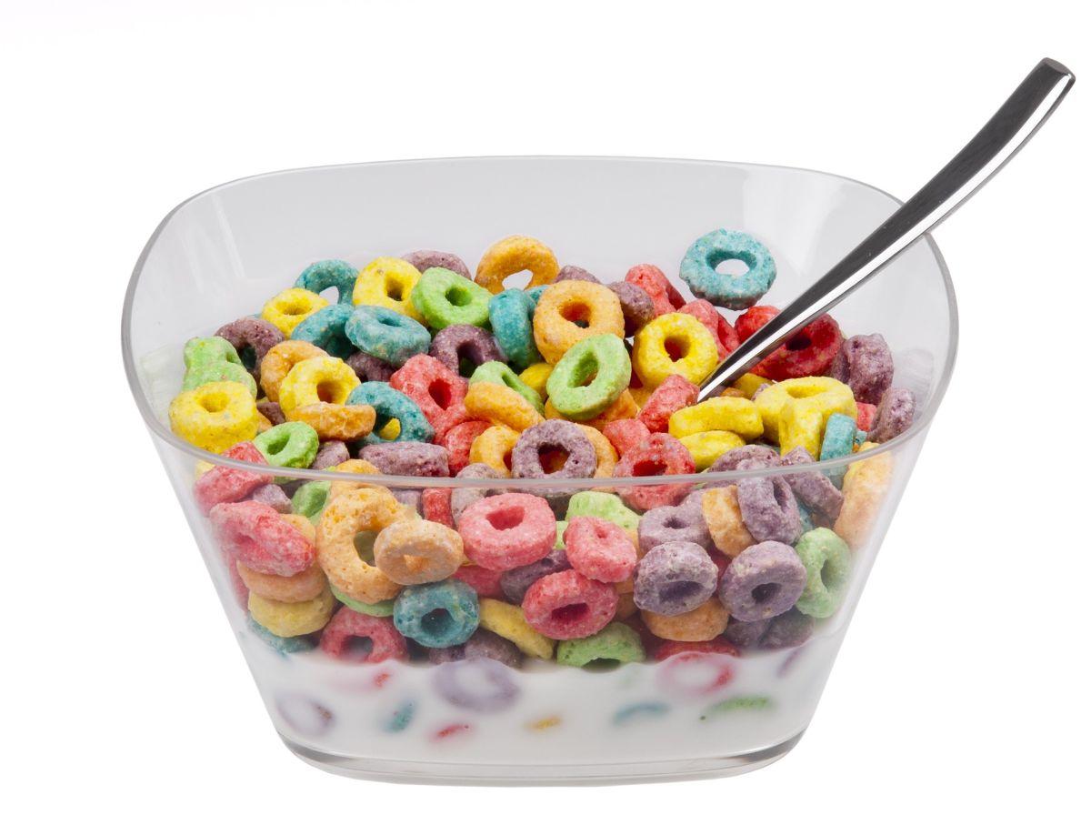 Regresan las pajitas crujientes de cereal