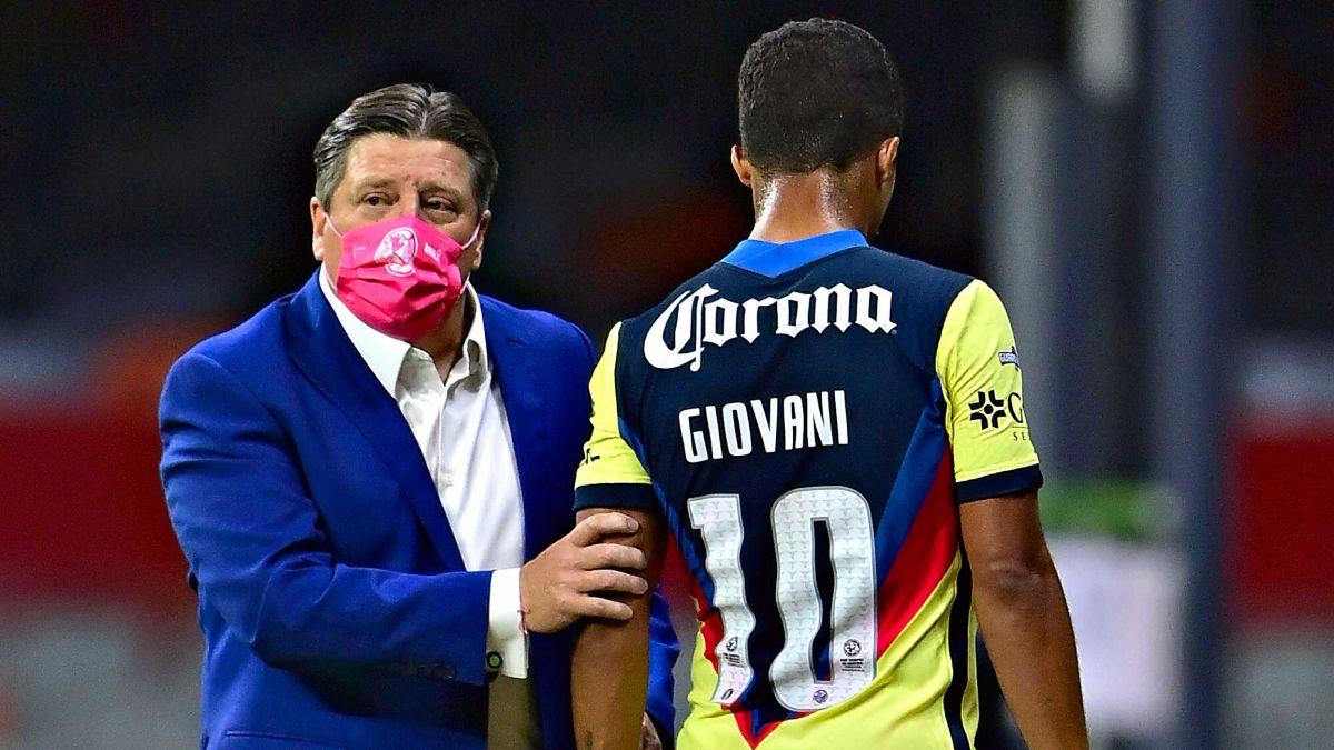 Miguel Herrera o Giovani dos Santos… ¿A quién creerle?