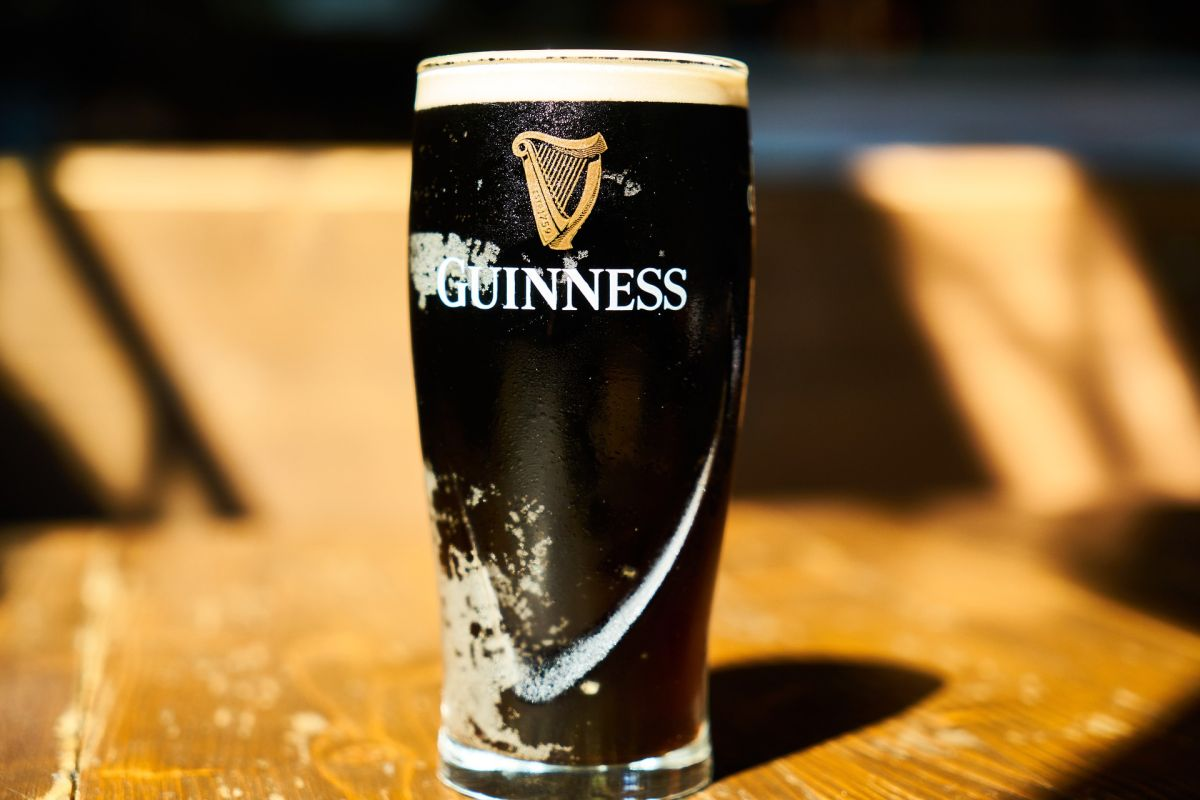Cuánto alcohol tiene la cerveza Guinness