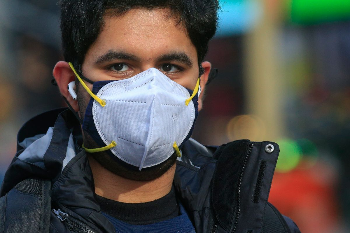 La flexibilización de uso de mascarillas no ha sido del todo bien vista por un gran sector de la población.