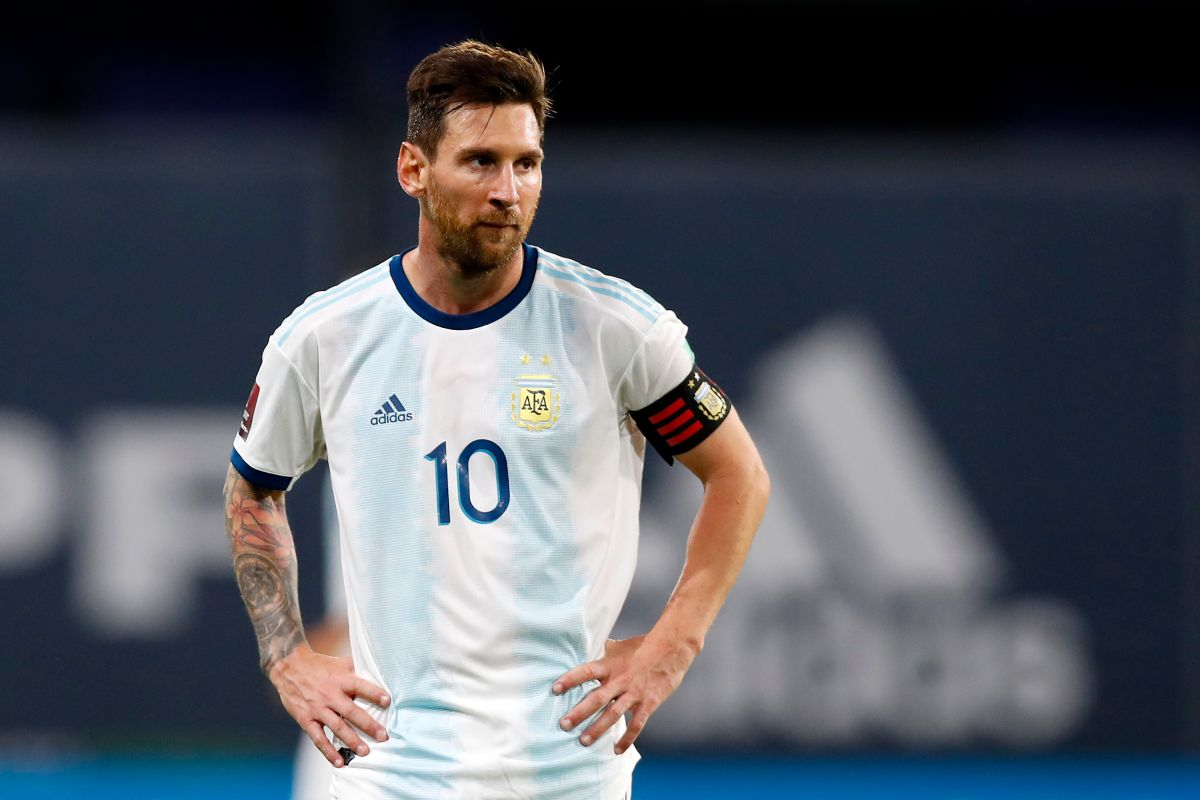 """Solari: """"Messi se merece ganar un título con Argentina"""""""