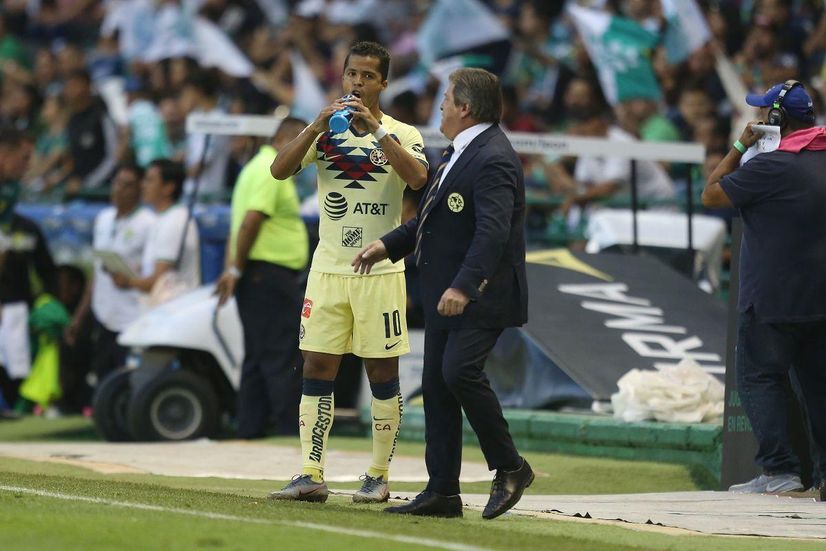 Dos líderes del América están muy molestos por las declaraciones de Miguel Herrera contra Giovani dos Santos