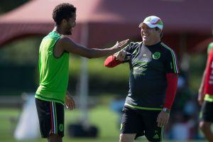 Miguel Herrera critica las lesiones de Giovani dos Santos y revela por qué lo sacó del partido ante Holanda en Brasil 2014