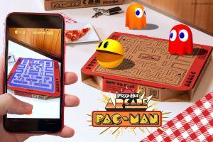 Puedes jugar al Pac-Man en la nueva caja de Pizza Hut