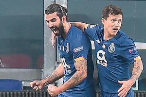 """El Porto del """"Tecatito"""" Corona dejó fuera de la Champions a Cristiano Ronaldo y la Juventus"""